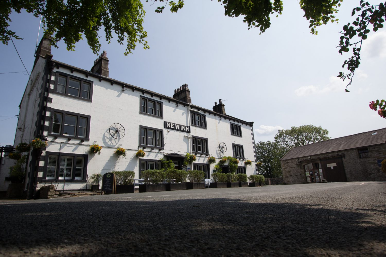 The New Inn – Clapham – Terrific Mid Ride Meal