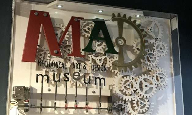 Mechanical Art and Design Museum – MAD Experience, Stratford-Upon-Avon