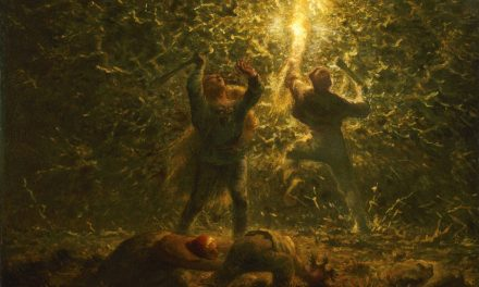 Hunting Birds at Night, Exquisite Insular Art – Jean François Millet