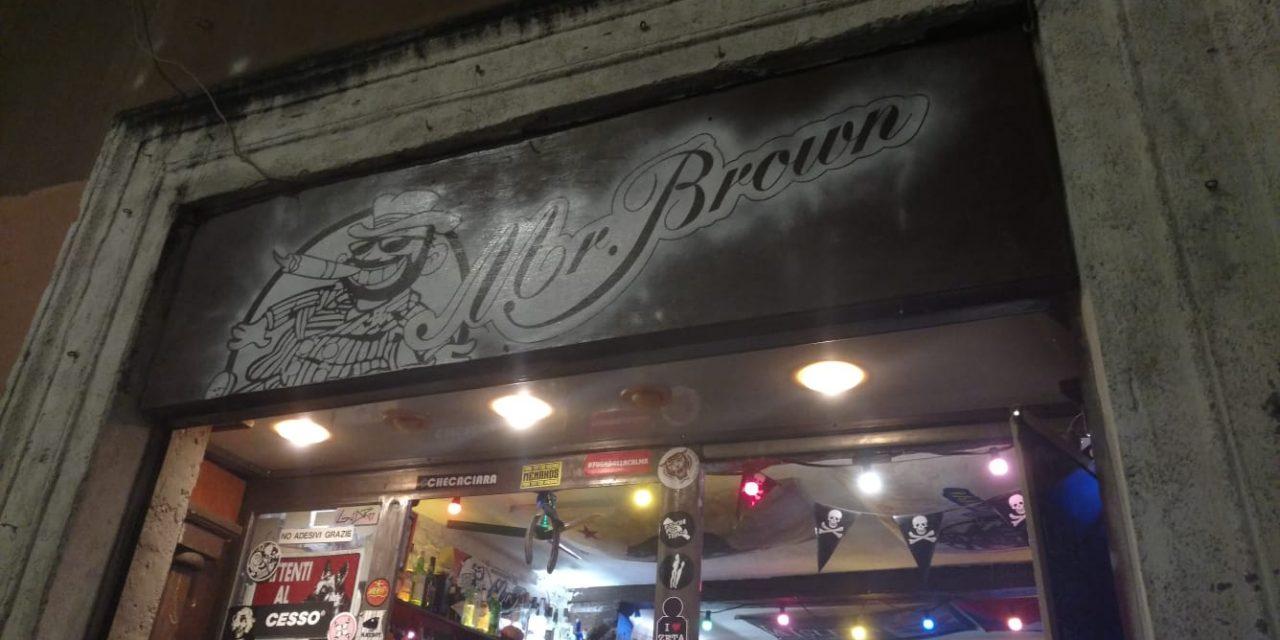 Mr Brown – Iconic Bar, Trastevere Rome