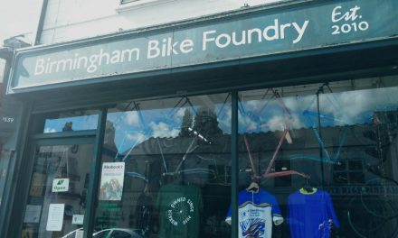 The Bike Foundry – The Bice are Nice, Stirchley