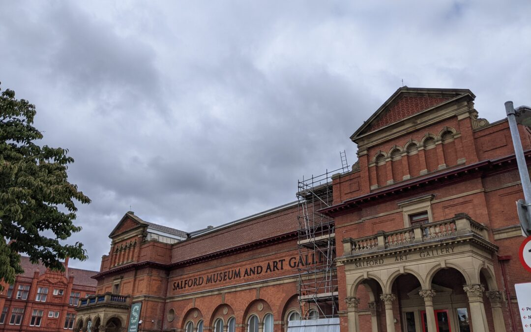Salford Museum & Art Gallery – Superb Fun, Manchester