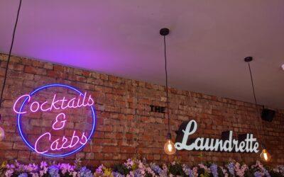 Launderette – Head Spinning Pizza, Chorlton, Manchester