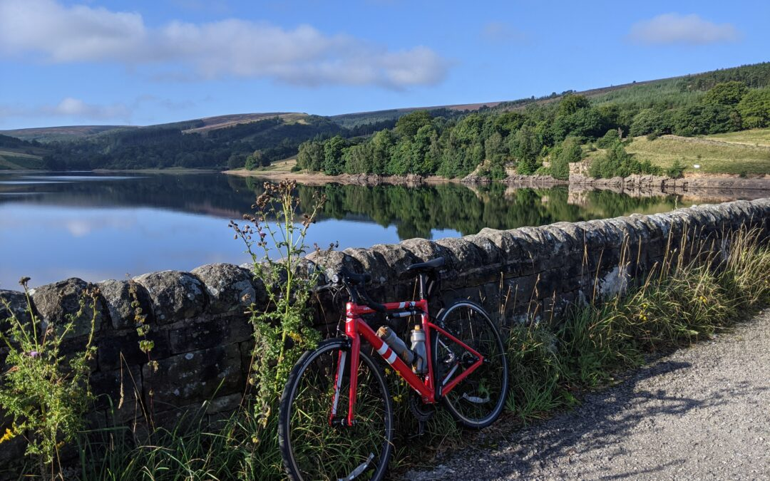 100km Cycle – Manchester, Peak District & Cheshire