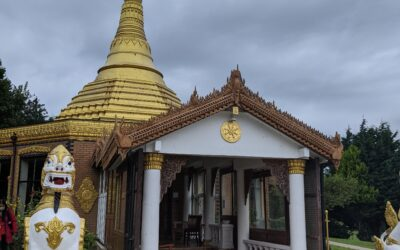 Birmingham Peace Pagoda