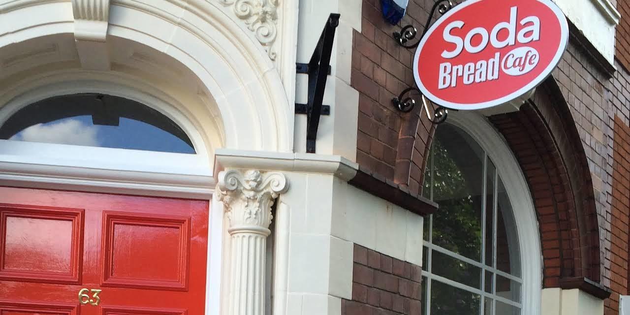 Soda Bread Cafe, Jewellery Quarter – Exceptional Fare & Service