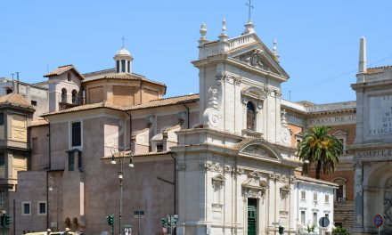 Santa Maria Della Vittoria – Iconic Church Barberini, Rome