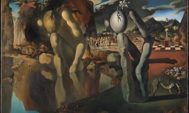 Metamorphosis of Narcissus, Salvador Dalí, 1937