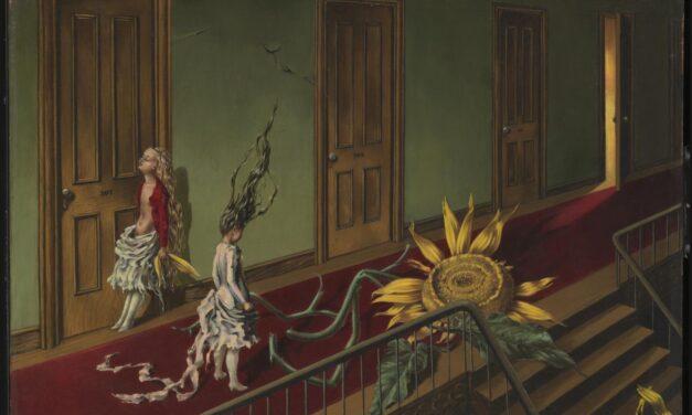 Dorothea Tanning – Eine Kleine Nachtmusik 1943 – Surrealist Feast