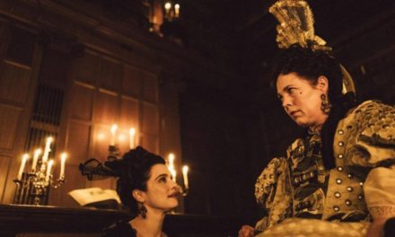 The Favourite – Rampant Regal Filth