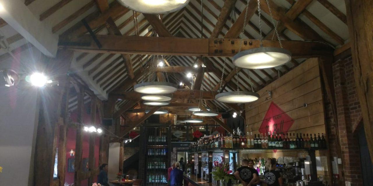 The Farm Inn – Stunning Solihull Sunday Lunch