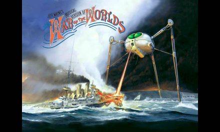 Jeff Wayne's Musical Version of the War of the Worlds – AOTM August 2018
