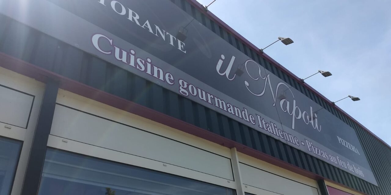 Il Napoli – Extraordinary Pizza, Chambray-lès-Tours