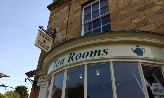 Tisane Tea Rooms – Afternoon (Tea) Delight, Broadway, Cotswolds