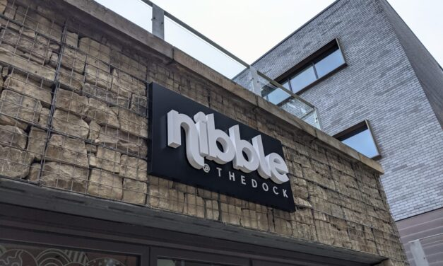 Nibble Hull – Excellent Marina-Adjacent Eatery