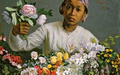 Frédéric Bazille – Three Favourites