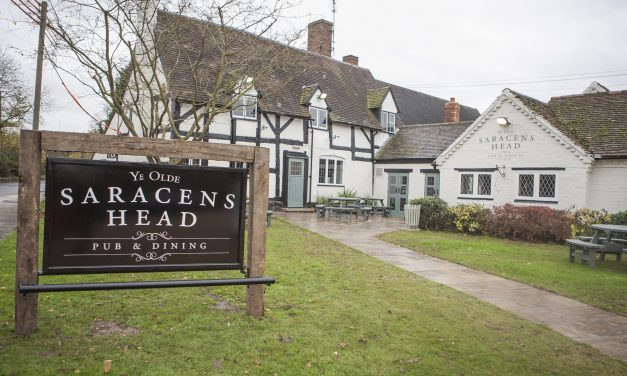 Ye Olde Saracen's Head, Balsall Common