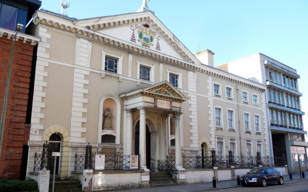 St Charles Borromeo, Hull – Impressive Catholic Church