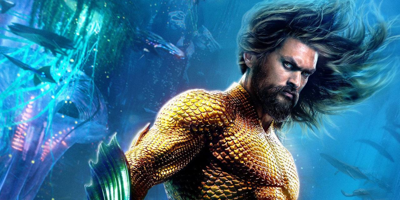 Aquaman – Underwater Visual Feast