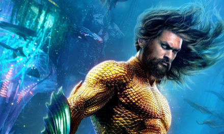 Aquaman – Underwater Visual Feast