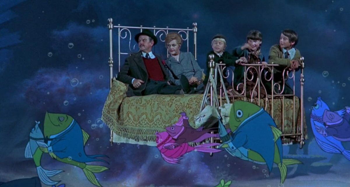 Bedknobs and Broomsticks – Magical Cinematic Experience