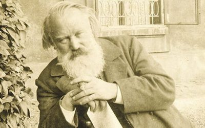 Johannes Brahms – Third Symphony in F Major (Frei Aber Froh – free but happy?)
