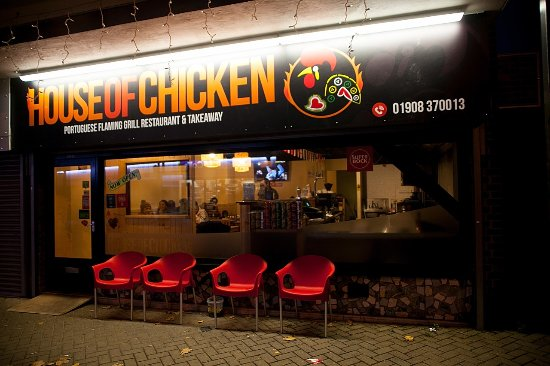 House of Chicken – True Meat Feast, Bletchley