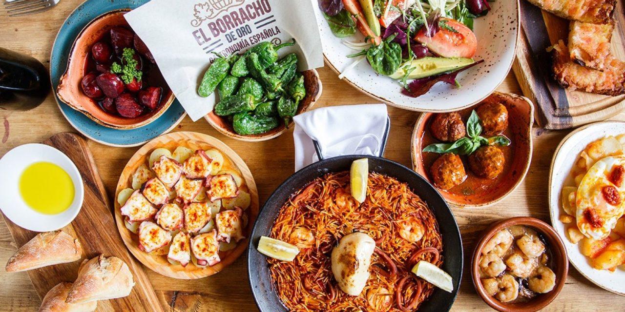El Borracho de Oro – Golden Lunch, Five Ways, Birmingham