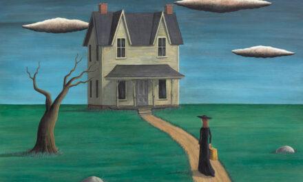Gertrude Abercrombie, Coming Home 1947 – Eery Surrealist Piece