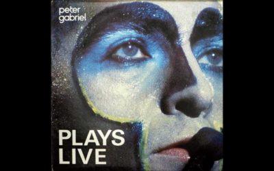 Plays Live, Peter Gabriel – AOTM January 2020