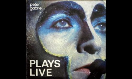 Plays Live, Peter Gabriel – AOTM January 2020