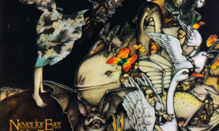 Never For Ever – Kate Bush – Album In the Month