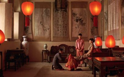 Raise the Red Lantern – Conspiratorial Delight