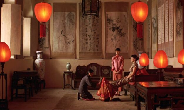 Raise the Red Lantern – Conspiratorial Delight