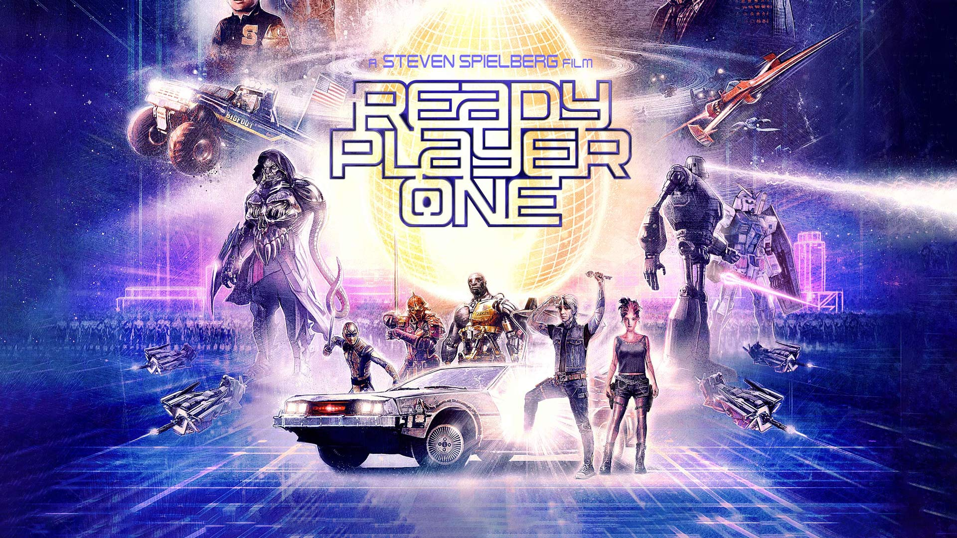 Ready Player One – Gamer Paradise