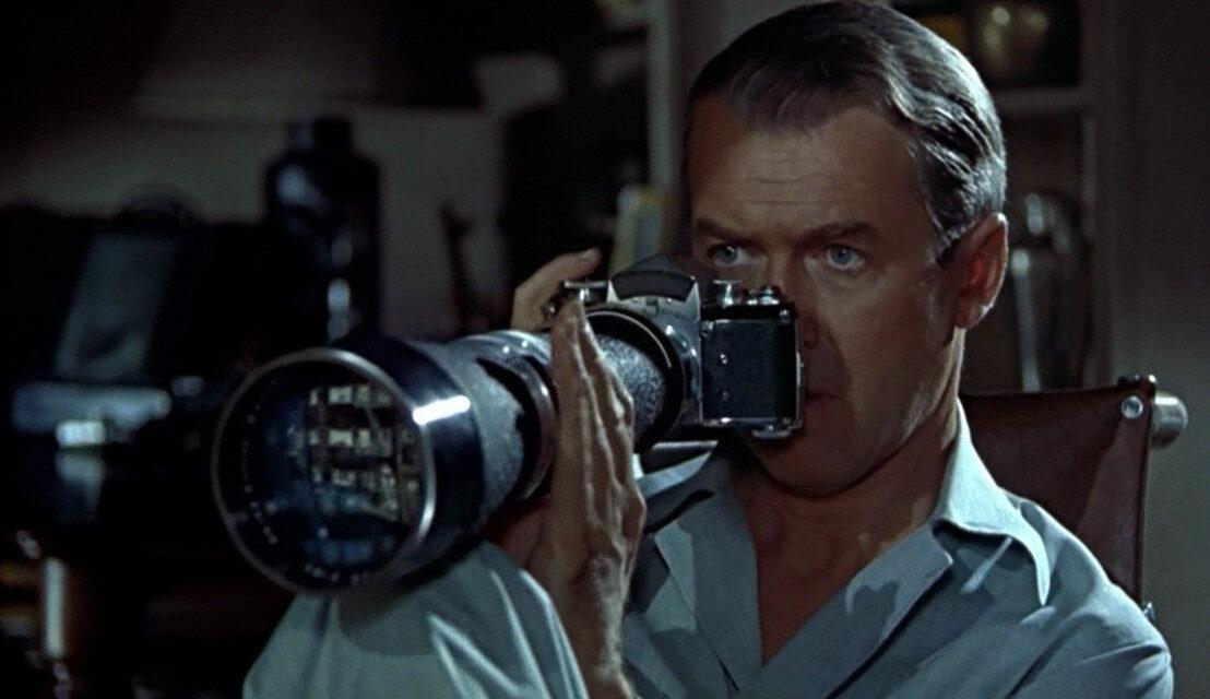 Rear Window (1954) – Suspenseful Hitchcock Masterpiece