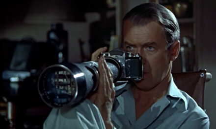 Rear Window (1954) – Suspenseful Hitchcock Masterpiece