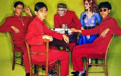 Solid State Survivor – Yellow Magic Orchestra – AOTM April 2021