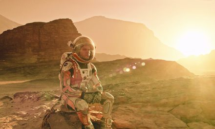 The Martian – Otherworldly Epic